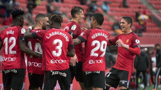 Horario y dónde ver el Mallorca - Real Valladolid de la jornada 22 de LaLiga Santander