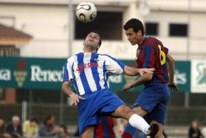 16.Sergio Busquets 2007-2008