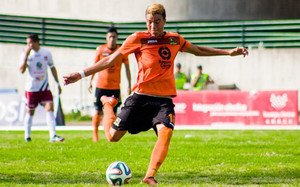Adalberto Peñaranda con el Deportivo La Guaira