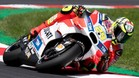 Andrea Iannone, vencedor con la Ducati en Austria