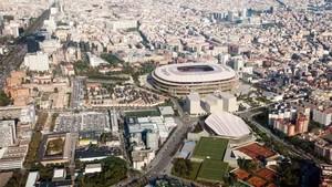 El Ayuntamiento de Barcelona ha aprobado el Espai Barça