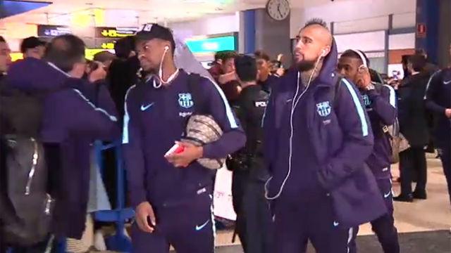 El Barça llega a Valencia con grandes ausencias