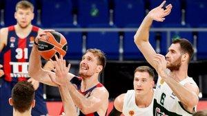 El Baskonia sigue sumando en la Euroliga