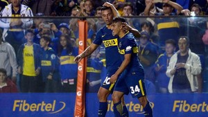 Boca Juniors venció a Arsenal