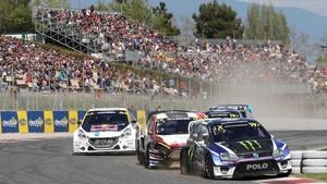 El Campeonato del Mundo de Rallycross en Montmeló