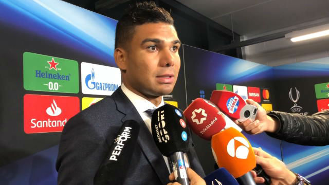 Casemiro habló sobre la marcha de Cristiano Ronaldo