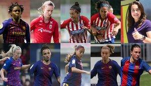 Cinco altas y cinco bajas en el Barça