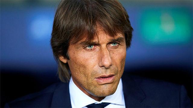 Conte carga contra el árbitro: Deben tener respeto hacia nosotros... y ha faltado