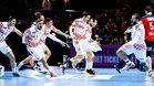 Croacia celebra su pase a la final del Europeo