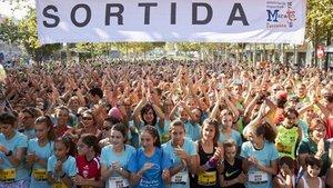 La cursa de les Dones Terrassa supera las 2.000 inscripciones
