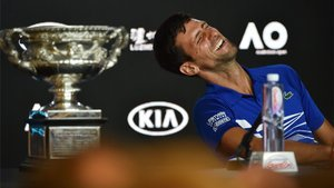 Djokovic se adjudicó el torneo masculino en 2019