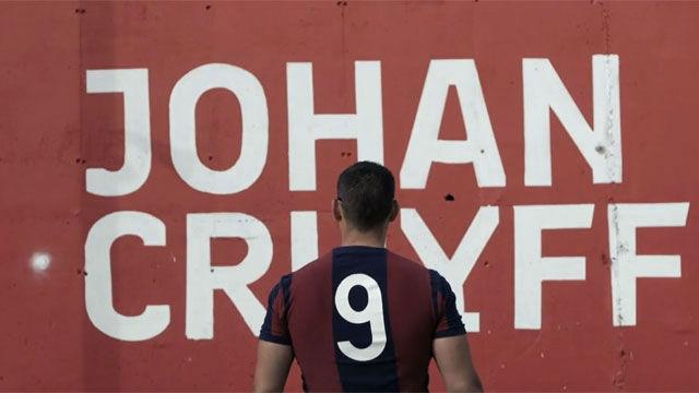 El emocionante spot inaugural del Estadio Johan Cruyff