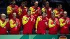 España jugará en la sesión vespertina ante Argentina