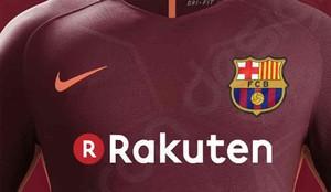 segunda equipacion Barcelona nuevas