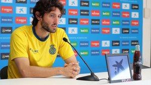 Esteban Granero confía mucho en que este sea su año y el del Espanyol.