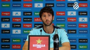 Esteban Granero es optimista de cara al debut europeo.