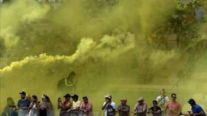 Fiebre amarilla por Rossi en Mugello
