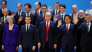 El G20 planea poner más impuestos a las compañías tecnológicas