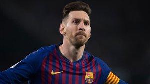 El Hattrick de Messi despertó una ovación en el Villamarín y Gary Lineker twitteó al respecto