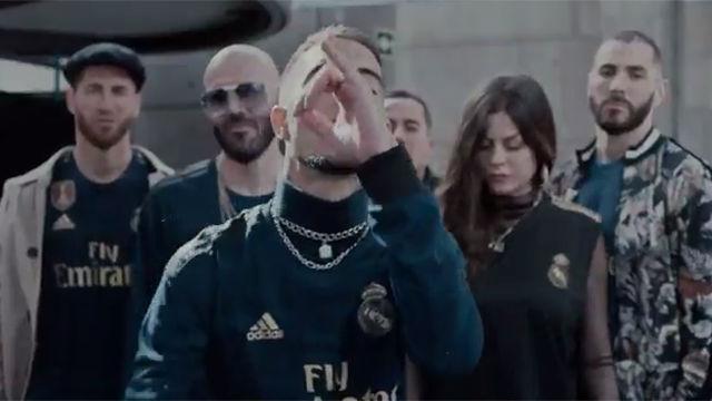 ¿Horterada o genialidad? El indescriptible trap del Madrid