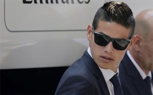 James Rodríguez es el compañero perfecto de Cristiano Ronaldo... para salir de fiesta