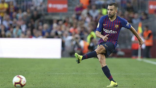 Jordi Alba, el caso pendiente del Barça