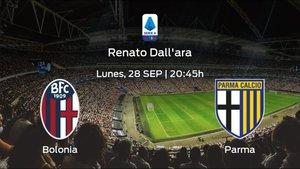 Jornada 2 de la Serie A: previa del duelo Bolonia - Parma