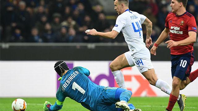 ¿Jugaba Messi con el Inter? Así fue la escandalosa definición de Perisic que recuerda a los goles del argentino