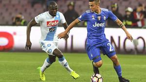 Juventus-Nápoles, cruce por el Scudetto