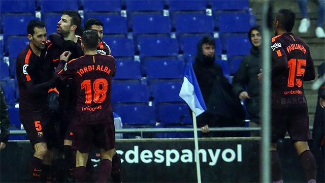LALIGA FCB | Espanyol - Barça (1-1)