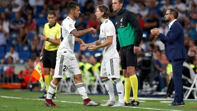 LALIGA | Real Madrid - Getafe (2-0): El Bernabéu se puso en pie para recibir a Luka Modric