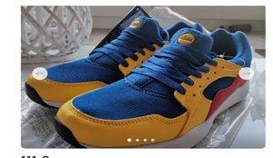 LIDL saca a la venta unas zapatillas con sus colores corporativos que arrasan en la reventa