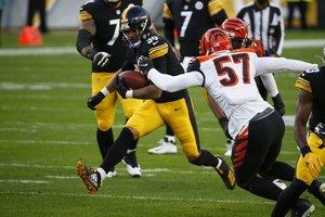 Los Steelers son líderes de la Conferencia Americana