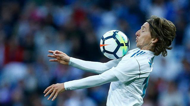 Luka Modric, otra patata caliente para Florentino