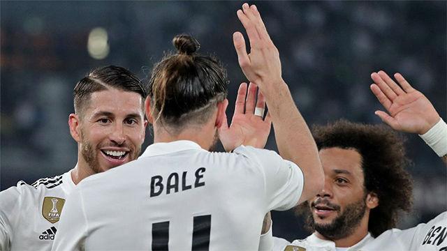 El Madrid ya está en la final del Mundial de Clubs