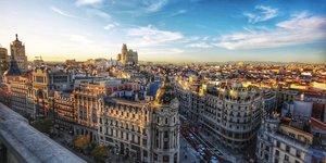 Madrid pasa a ser la comunidad autónoma con mejor incidencia del coronavirus en la Península Ibérica
