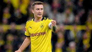 Marco Reus podrá jugar frente al FC Barcelona este miércoles