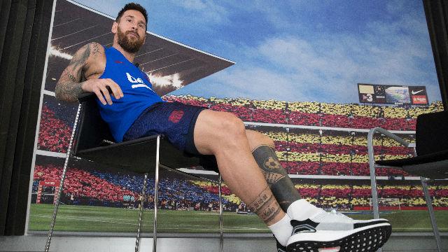 Messi: ¿Griezmann? Apenas nos conocemos