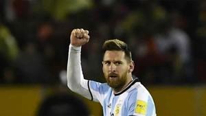 Messi jugará un amistoso en Rusia