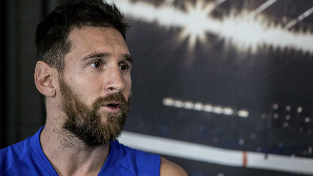 Messi responde a los que afirman que él manda en Can Barça