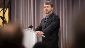 Mike Manley, CEO del Grupo FCA.