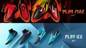 c334a1c1f439f Nike presenta las nuevas botas de fútbol Nike Fire   Ice