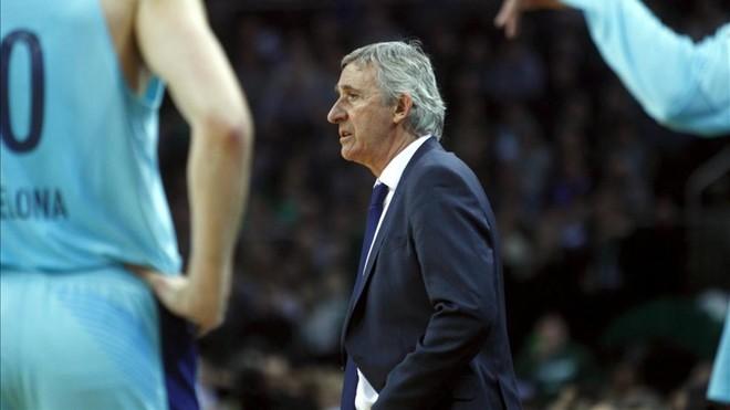 """Pesic: """"Este partido es una buena lección para nosotros"""""""
