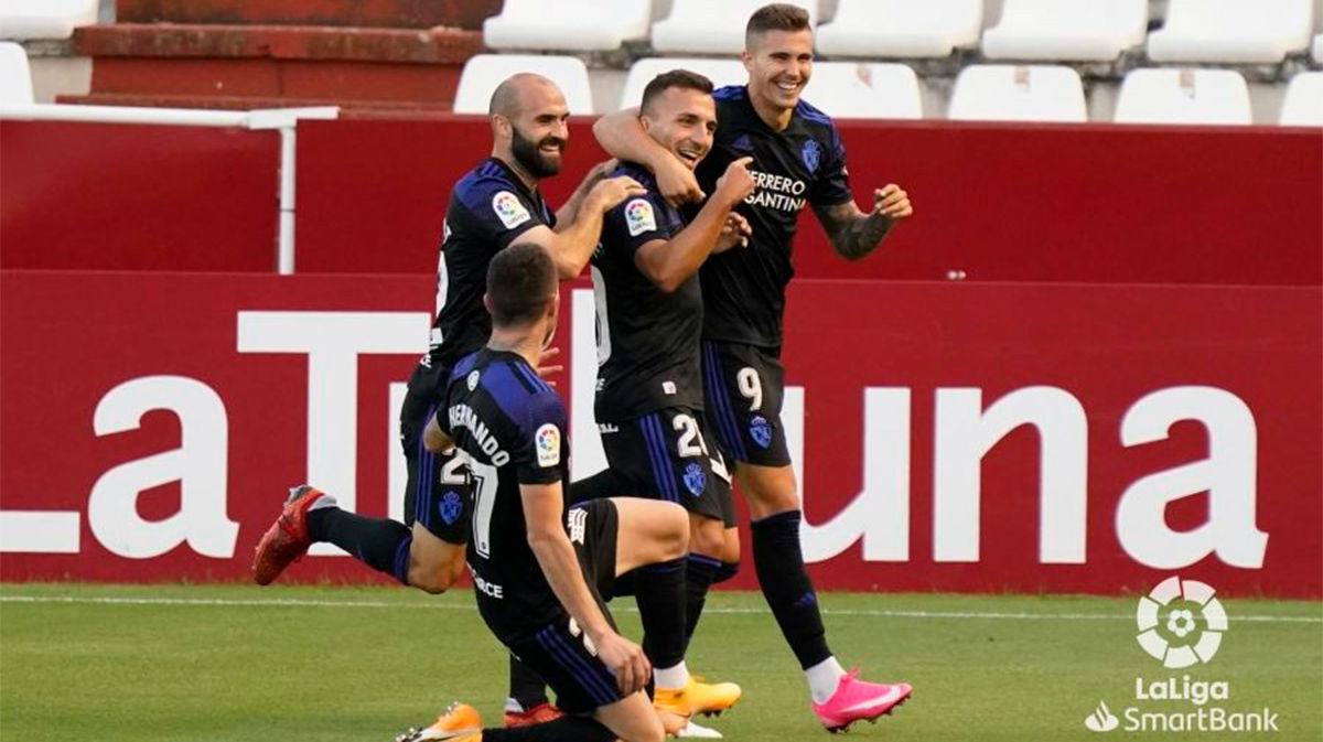 La SD Ponferradina logra una trabajada victoria ante el Albacete