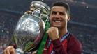 La primera Eurocopa de Portugal y CR7 llegó en París