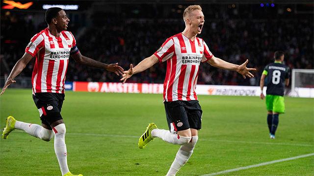 El PSV también puede con el Sporting de Portugal