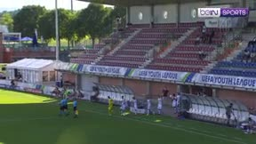 Resumen de la semifinal Salzburgo - Real Madrid de la Youth League (1-2)