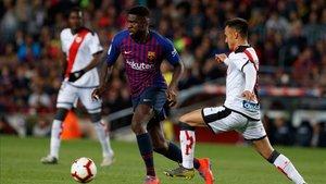 Samuel Umtiti es objetivo del Arsenal