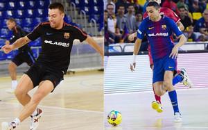 Sergio Lozano y Aicardo, novedades en la enfermería del Barça Lassa