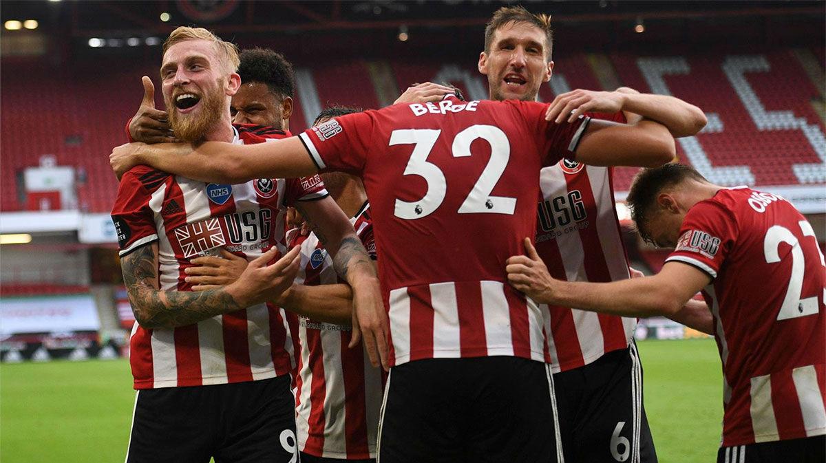 El Sheffield United y el VAR alejan al Tottenham de Europa
